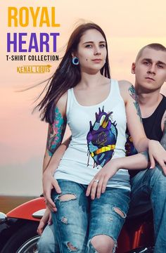 The Most Creative Heart T-Shirts Design You'll Love As Gift Ideas Heart Artwork, Creative Birthday Gifts, Four Year Old, Cool Graphic Tees, Human Heart, Heart Shirt, Queen, Cute Tshirts, Art Blog