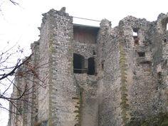 Uhrovecký hrad.