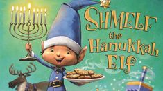 For families who enjoy both Christmas and Hanukkah traditions, a new children's . For families who enjoy both Christmas and Hanukkah traditions, a new children's book gives them a Jewish Christmas, Christmas Presents, Christmas Decorations, Christmas Ornaments, Childrens Christmas, Christmas Eve, Hanukkah For Kids, Hanukkah Crafts, Kids