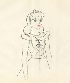 Cinderella Marc Davis