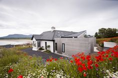 Picturesque Holiday Home Amid Flowering Fields - wave avenue