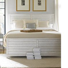 Resort Cape Comber Platform Bed