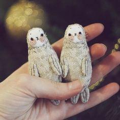 Best 11 Břichopas about toys: Uylyau Fabric Dolls, Fabric Art, Ann Wood, Textiles, Needle Felted, Art Textile, Soft Sculpture, Cute Crafts, Stuffed Toys Patterns
