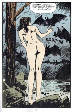 Manara Maestro dell'Eros-Vol. 21, Jolanda De Almaviva-111