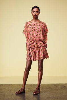 Thakoon Addition Resort 2013 Fashion Show - Jasmine Tookes