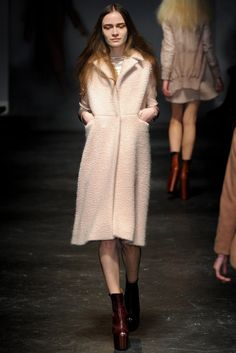 Charles Anastase Fall 2011 Ready-to-Wear Fashion Show