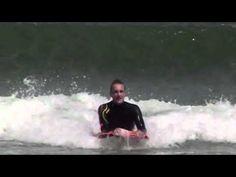 Cómo coger la primera ola Bodyboard
