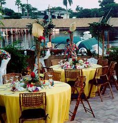 carribean party | Tropical Theme Party Food « Event News