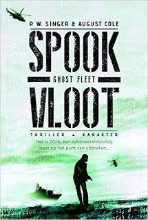De Thriller: dé site voor recensies, achtergronden en meer: P.W. Singer & August Cole - Spookvloot ***