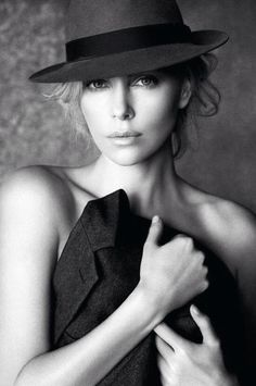 Charlize Theron always beautiful