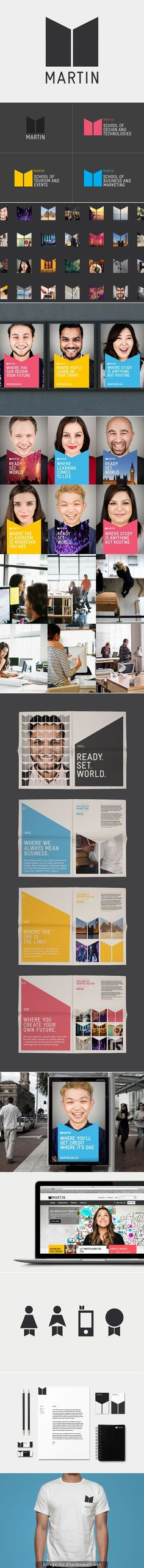 love everything. I want a simple shape like this that can be translated into other promo materials for the future.. If you like UX, design, or design thinking, check out theuxblog.com