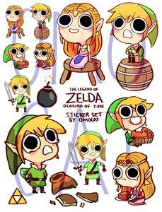 legend of zelda comic - Google Search
