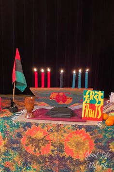 If you're looking for activity ideas to celebrate Kwanzaa, then check out the Kwanzaa virtual events happening at the Charles H. Wright Museum of African American History! Kwanzaa Principles, African American Culture, Kids Lighting, Activity Ideas, Family Traditions, Kids Decor, Felt Crafts, Museum