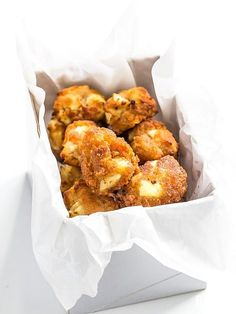 Healthy Oven Baked Apple Fritters #glutenfree #paleo #vegan