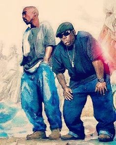 Quien es tu favorito? #Big o #Pac by hiphopperuanomasnaoficial