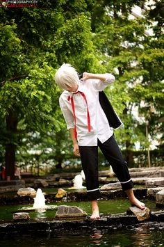 LilPrince as Shiro (K-project) on Flickr.