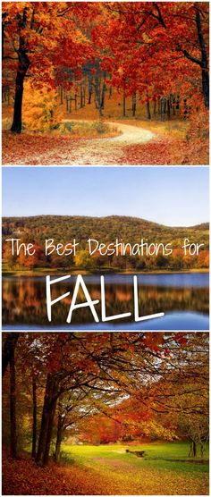 Autumn is one of the most beautiful times of the year to travel. Here are wonderful destinations around the world to celebrate fall.