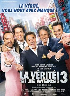 Watch La Vérité si je Mens ! 3 (2012) Full Movie Online Free