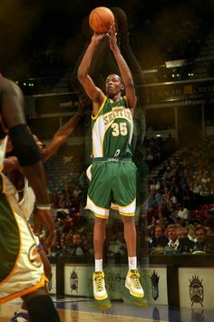 Kevin Durant - Seattle Supersonics'07