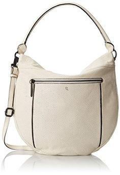 Elliott Lucca Faro City Hobo Shoulder Bag Linen Perforated One Size ** Continue to the product at the image link.