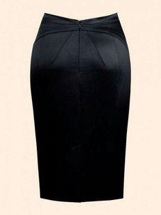 Bonita Falda a la rodilla