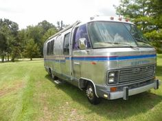 24 ft Airstream Motorhome for sale