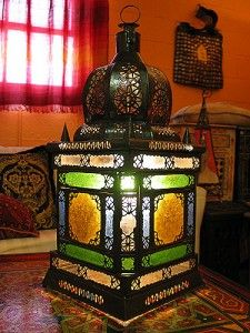 Moroccan-Lantern-;
