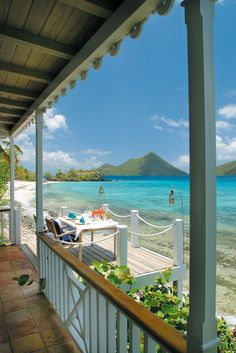 Vacation in the Virgin Islands