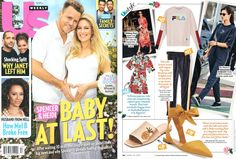 Whitney Port is a spring breakout star wearing her @NatoriCompany silk printed robe in Us Weekly