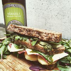 #rugbrød #sandwich #sundmat #bakeri #oslo #mittoslo #diggeroslo #visitoslo #visitnorway #osloby #draut #påtur @visitoslo @oslomarkalove @oslobilder #mat