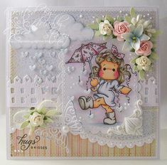 A Sprinkling of Glitter: Have A Heart - Simon Says Stamp DT Card