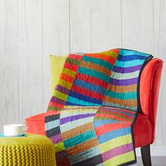 Strips of Solids linen mochi solids