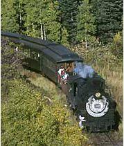 Cumbres & Toltec Scenic Railroad, photo copyright Curt Bianchi