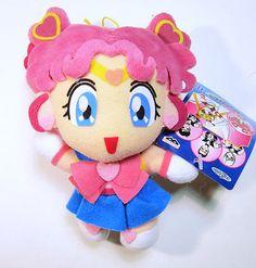 Sailor Chibi Chibi plushie from Sailor Moon
