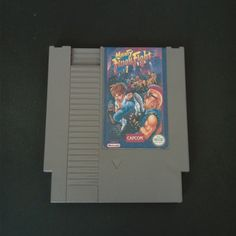 Action/Adventure Nintendo NES Mighty Final Fight Video Games for sale Original Nintendo, Nintendo Games, Card Games, Finals, Video Games, Free Shipping, Adventure, Cards, Ebay
