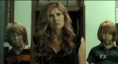 La famille Harmon dans la série American Horror Story.