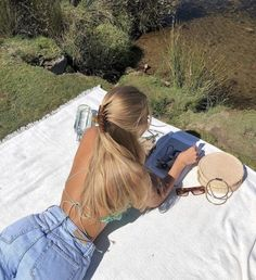 Photo Summer, Summer Pictures, Back Pictures, Aesthetic Hair, Summer Aesthetic, Hair Inspo, Hair Inspiration, Beauté Blonde, Brown Blonde Hair