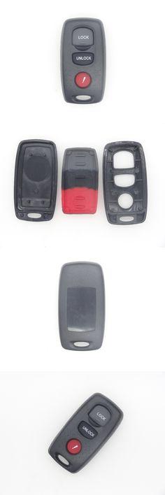 AUTEWODE Remote Key Case fob fit for MAZDA 3 6 MPV Protege 5 Replacement Fob Shell auto parts car accessorise