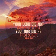 The Most Noble Quran.