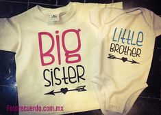 Hermanos! Www.fotorecuerdo.com.mx Big Brother Little Sister, Little Sisters, Clothes, Fashion, Sisters, Outfits, Moda, Clothing, Fashion Styles