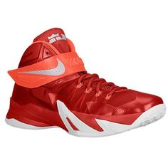 7af27828af554 Unisex Nike Zoom Soldier Viii Tb 653648 606 Mens Sz 105 285cm Wmns Sz 12   gt · Basketball Shoes ...