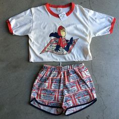 For the BUDding vintage connoisseur in all of us Vintage Bud Man Ringer Tee size large, $48 plus $8 shipping and Budweiser Drawstring Shorts, size small, $52 plus $8 shipping. Call 415-796-2398 to purchase by phone or send PayPal payment to afterlifeboutique@gmail.com and reference item in post