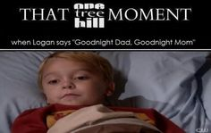 THAT #OTH MOMENT Goodnight... Not ganna lie but i cried at this part