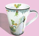 Coffee Mug with Stiletto Shoes | High Heel Coffee Mug Gifts for Shoe Lovers - Shoewares.com