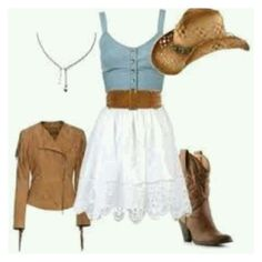Most Popular country dress cowgirls ideas Country Style Outfits, Country Fashion, Western Outfits, Country Girl Dresses, Country Girl Clothing, Country Western Dresses, Country Hats, Country Girl Style, Mode Outfits