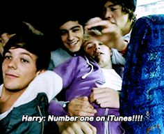 number one on iTunes Fetus One Direction, One Direction Videos, I Love One Direction, Holmes Chapel, One Direction Wallpaper, Louis Tomilson, Five Guys, Louis And Harry, Reasons To Live