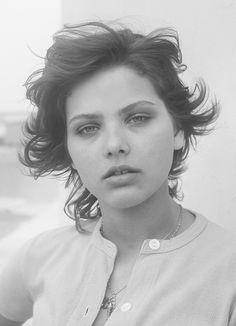 Ornella Muti - mit 14 Jahren