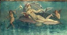 Venus Pompeii Bathroom