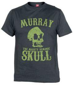 Murray. The mighty demonic skull