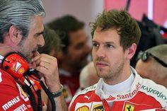 Vettel & Arrivebene